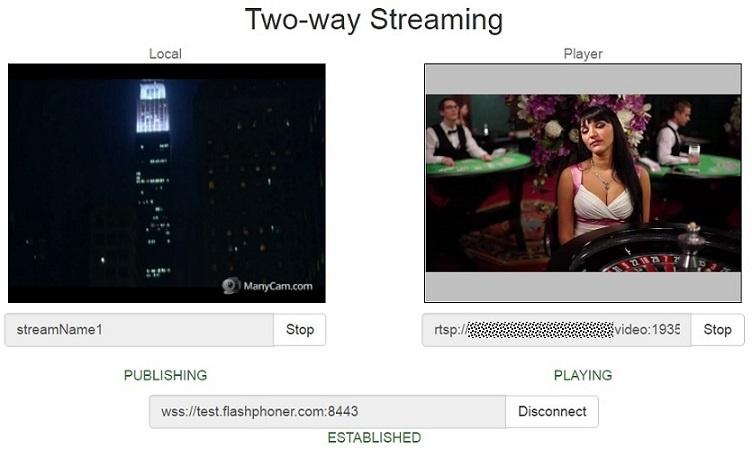 One Way Stream